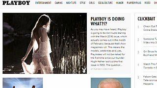 Cerveza sin alcohol, huevos sin colesterol ... y ahora Playboy sin mujeres desnudas