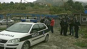 Deadly mine accident in Bosnia