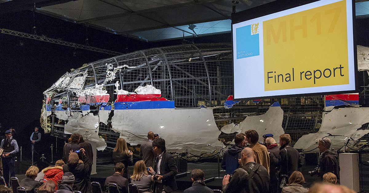 الطائرة الماليزية أُسقِطتْ بصاروخ روسي الصنع...الفاعل مجهول