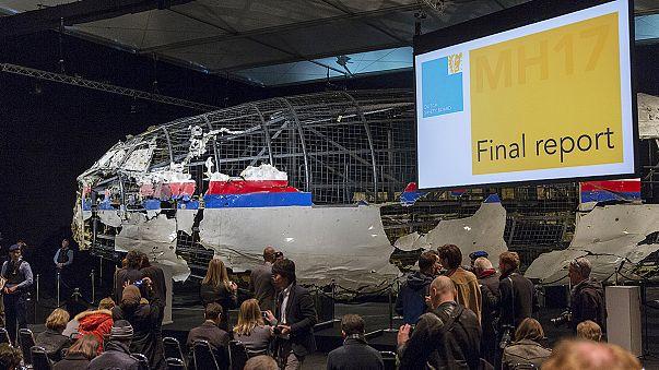 Нидерланды установили причину катастрофы малайзийского Боинга над Украиной, виновных ищут