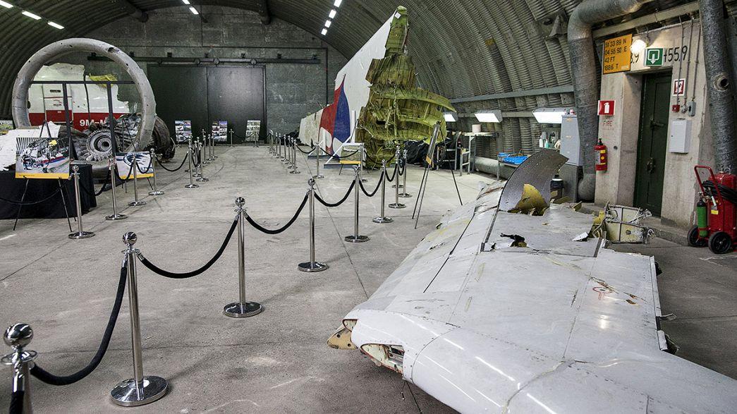 Ucrania culpa a Rusia del derribo del vuelo MH17