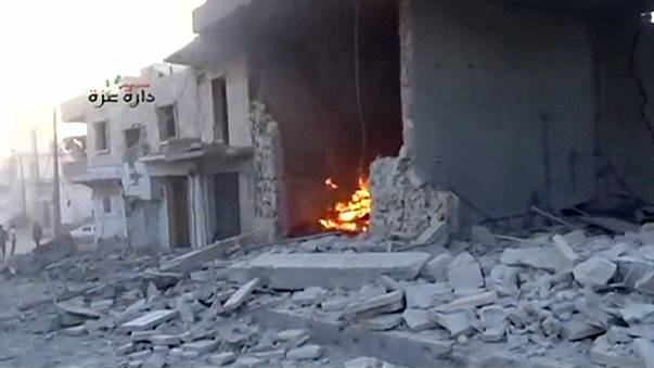 قوات النظام السوري تتأهب للهجوم على حلب