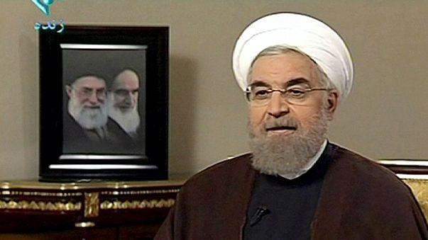 Még idén várja a szankciók eltörlését az iráni elnök