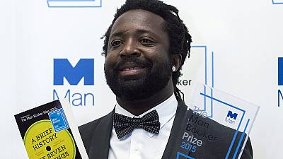 Jamaican writer Marlon James wins Booker Man literary prize