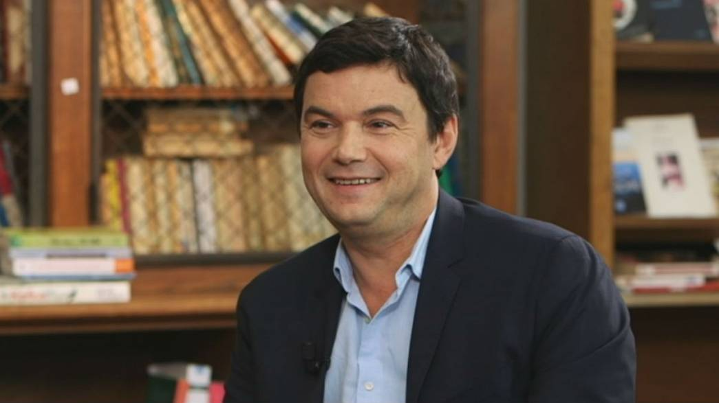 Der Rockstar-Ökonom Piketty über Ungleichheit in Europa