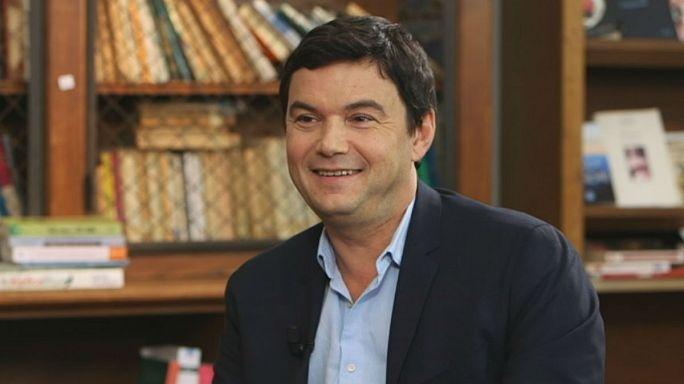 Thomas Piketty: O reconhecimento mundial da esquerda económica europeia