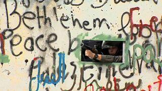 """""""Jour de colère"""" : heurts entre Palestiniens et forces israéliennes"""
