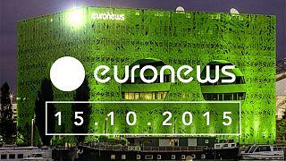 Les personnalités françaises souhaitent bonne chance à euronews 1/3