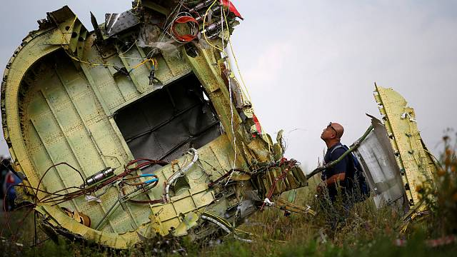 МИД Украины обвинил Россию в гибели рейса MH17 и поддержке терроризма