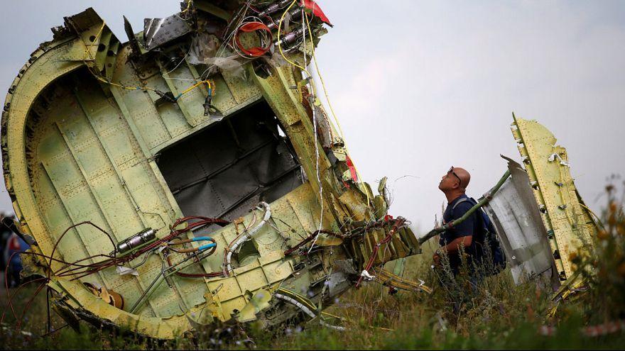 Ucrania acusa a Rusia de la tragedia del MH17 y aboga por crear un tribunal internacional