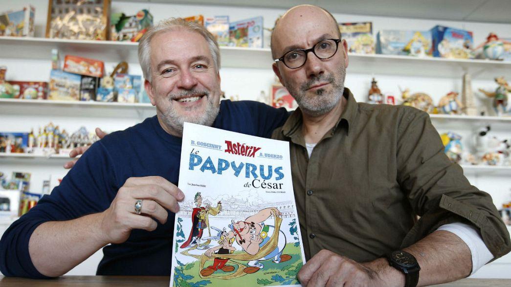 Asterix: 'Il papiro di Cesare'