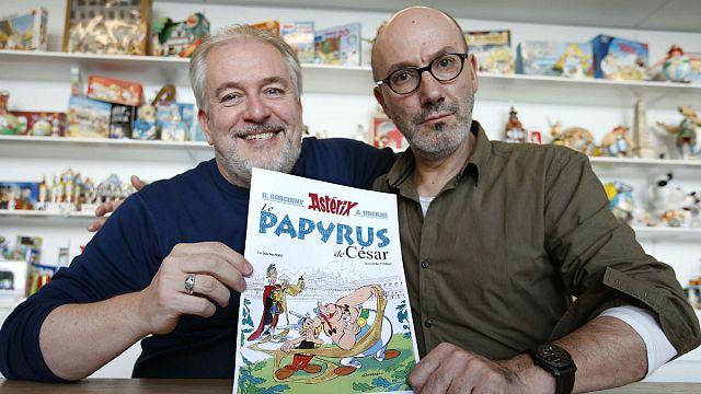 Asterix az információs társadalom hálójában
