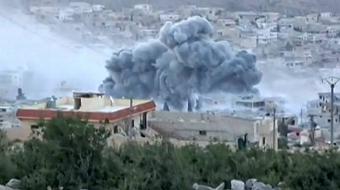 Сирийская армия готовится к наступлению в районе Алеппо