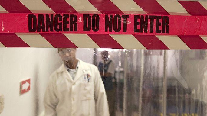 British Ebola nurse 'critically ill' at London hospital