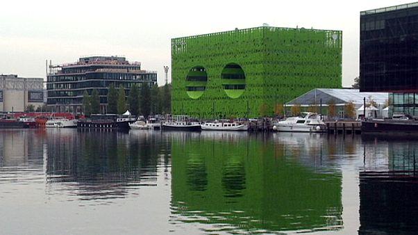 Евроньюс переехал! Посмотрите на нашу новую штаб-квартиру в Лионе