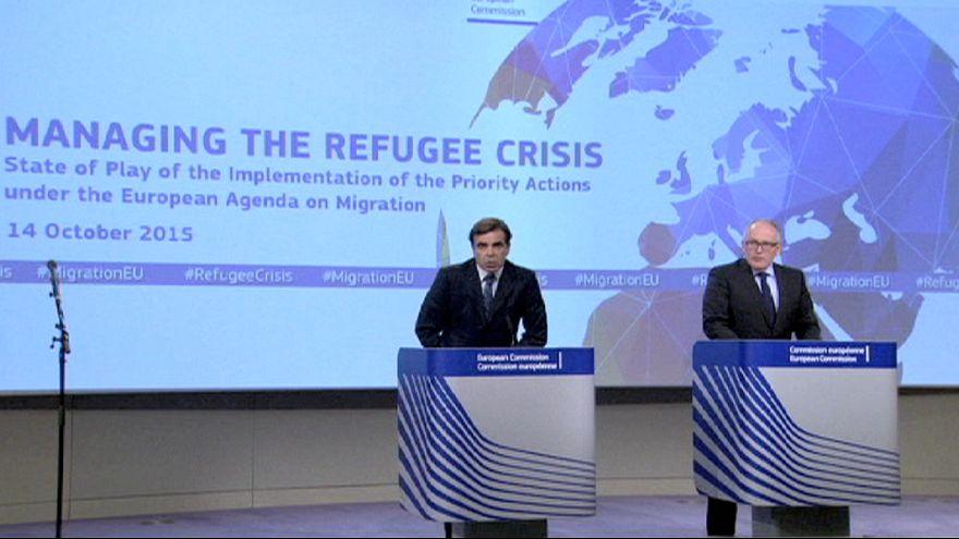 Cimeira europeia centrada na crise de refugiados arranca esta quinta-feira em Bruxelas