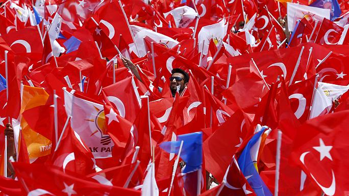 Turkish election context of power play, separatism and Syrian war