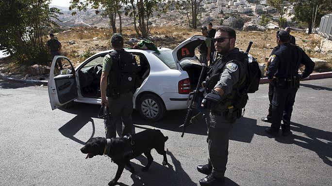 A helyiek mindig is állandó készenlétben élnek Izraelben