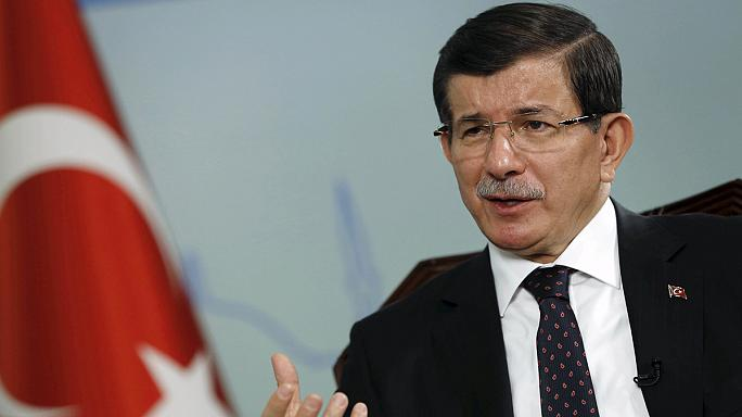 Turkish explosions may be linked to ISIL and PKK, says Davutoglu