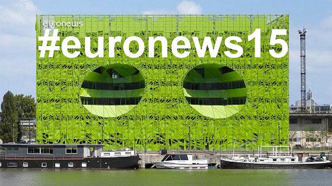 Kövesse élőben az Euronews új székházának hivatalos megnyitóját!
