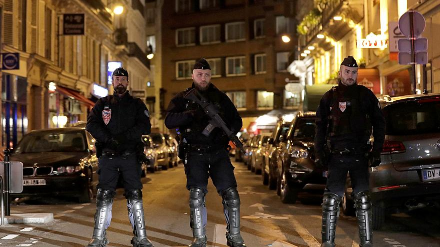 Image: FRANCE-ATTACK-PARIS