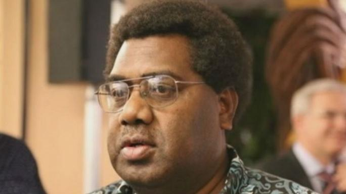 Drop the charges Vanuatu's president is away on business