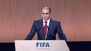 Ali bin al-Hussein contra adiamento de eleições na FIFA