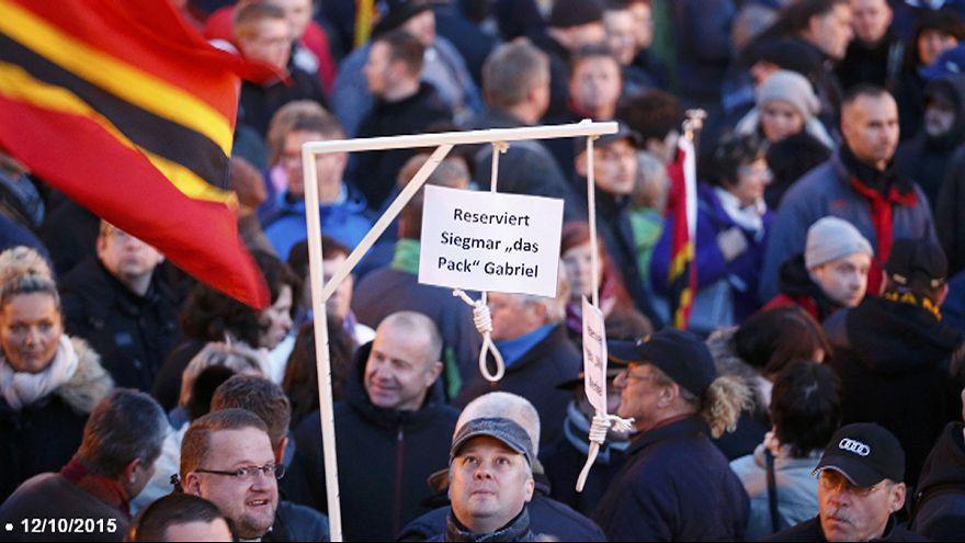 Германия: угрозы прокурору по делу о виселице для Меркель