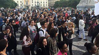 Angola: Manifestação e vigília por Luaty em Lisboa