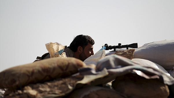 Syrian rebels claim a victory over ISIL in Aleppo as Assad allies prepare to fight for the province
