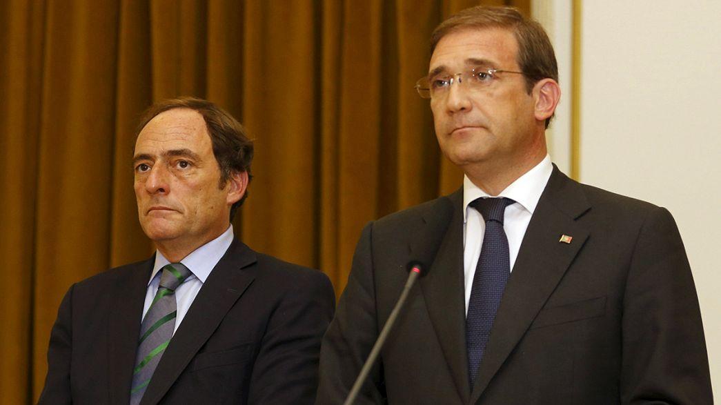 Keine große Koalition: Künftige Regierung in Portugal weiter offen