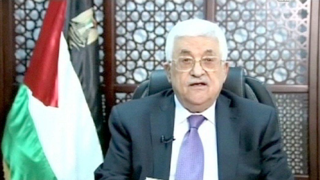 Israel aperta segurança, palestinianos reclamam direito à defesa