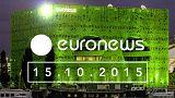 Les personnalités françaises souhaitent bonne chance à euronews 3/3
