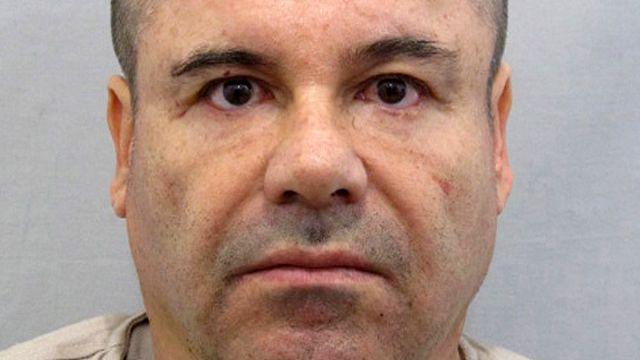 """Mexique [vidéo inédite] Avec """"El Chapo"""" dans sa cellule, juste avant son évasion"""