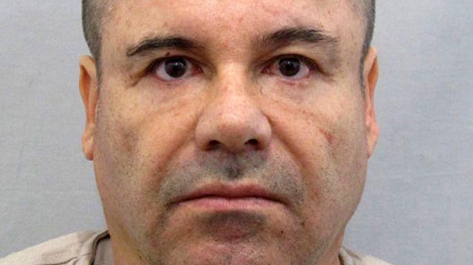 """Mexique : [vidéo inédite] Entrez dans la cellule du narco """"El Chapo"""" juste avant son évasion"""