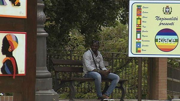 Nüfusu azalan Avrupa kasabalarına göçmen canlılığı