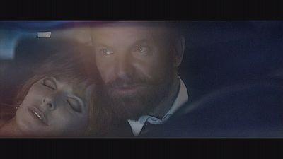 """Sting and Mylene Framer together for """"Stolen Car"""""""