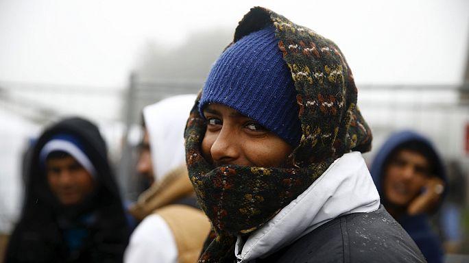 Германия ужесточает правила приема беженцев