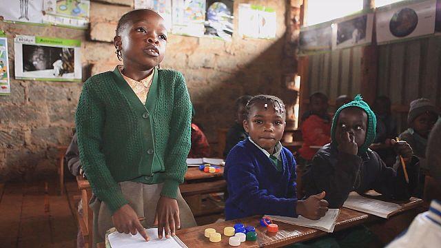 Afrika'da yeni eğitim dünyasıyla köprü kuran projeler
