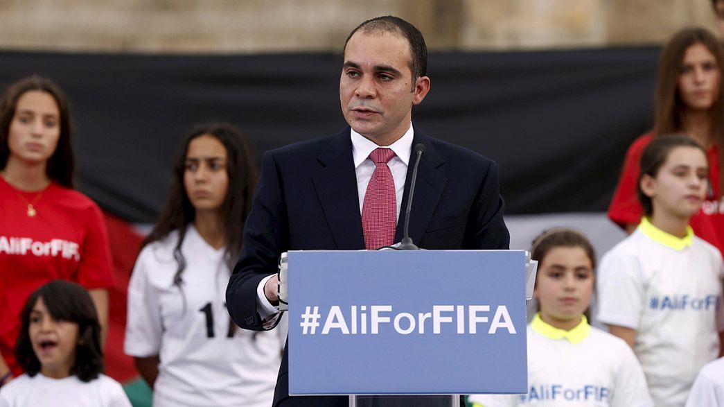 Ali bin al-Hussein formaliza candidatura