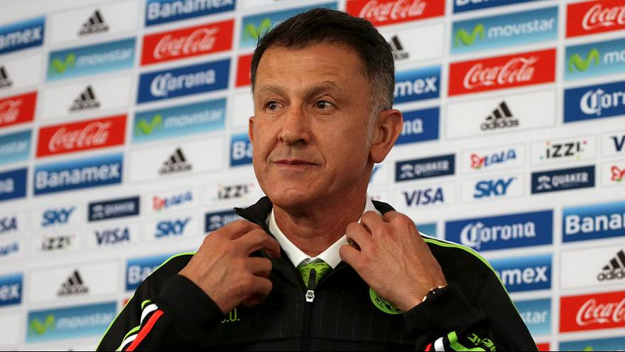 México apresenta Juan Carlos Osorio como selecionador