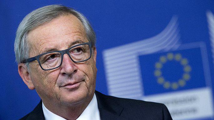 На саммите ЕС обсуждают беженцев и британское членство