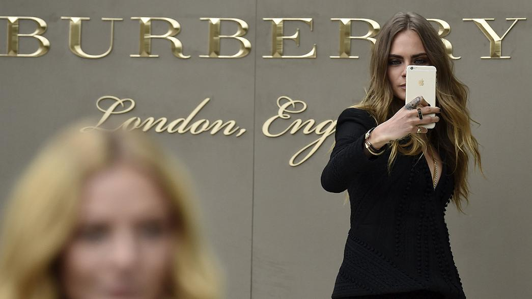 Burberry shares plunge on missed sales growth forecasts