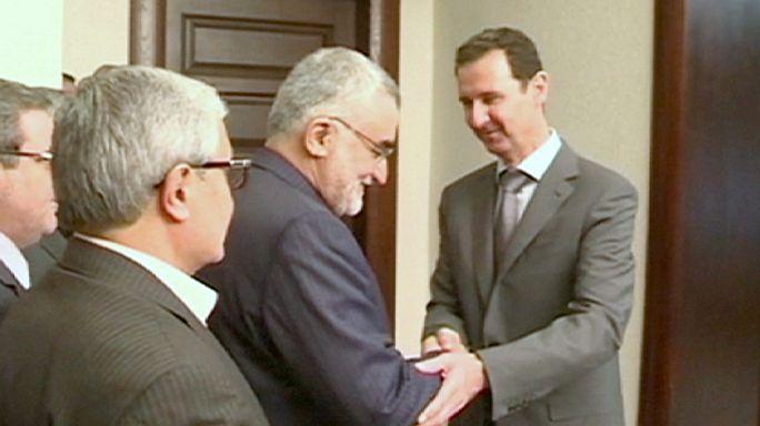 Иран готов помочь Сирии