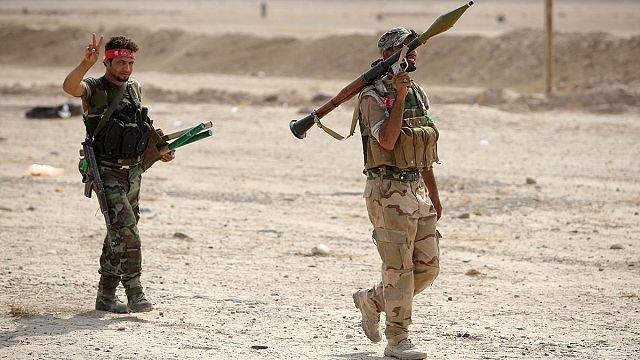 """Иракская армия """"отбила"""" у исламистов комплекс в Бейджи"""
