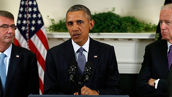 """Obama calls extending Afghan military mission """"a necessary extra effort"""""""