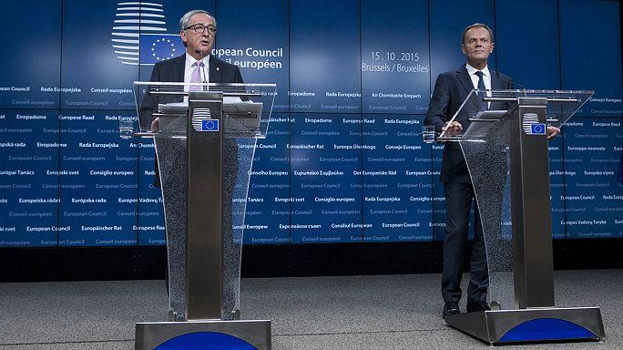 Avrupa Birliği zirvesine Türkiye damgasını vurdu