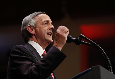 The Rev. Robert Jeffress.