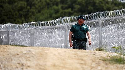 Suspected Afghan immigrant dies after being shot by border police