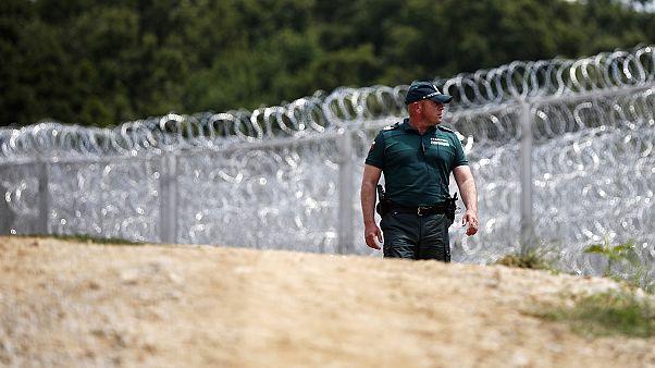 Lelőttek egy menekültet a bolgár határon